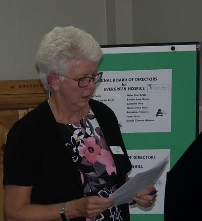 2019-09-09  Evergreen Annual Meeting