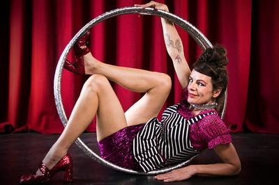 Judith Lanigan, Vaudeville Artiste
