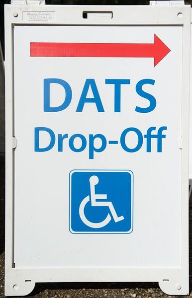 DATS Drop-Off