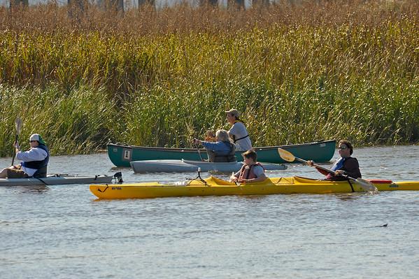 Darien Fall Festival Kayak Races 11-07-09