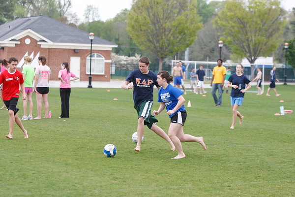 Grassroot Soccer Lose the Shoes Tournament