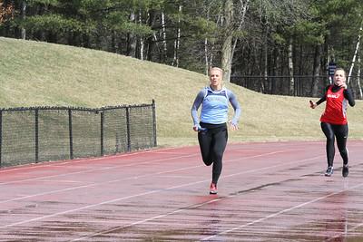 1600 Meter Relay Women's - 2013 Northwood Outdoor T&F Invite