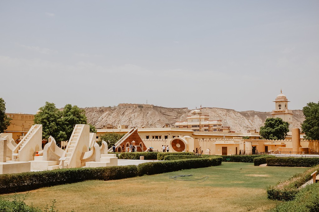 UNESCO World Heritage Sites in India: Jantar Mantar