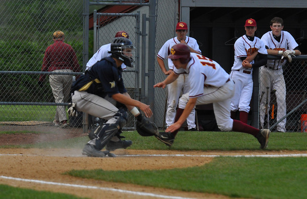 West Albany vs. CV Baseball