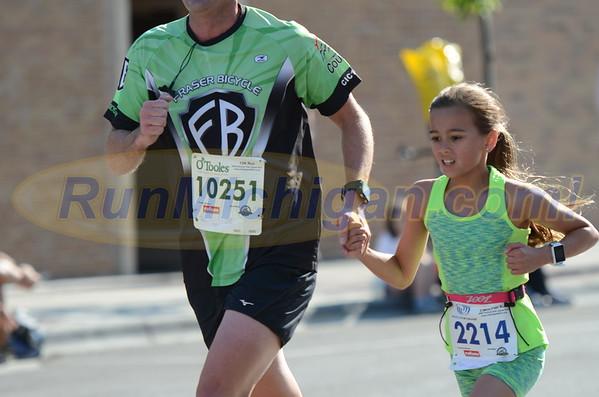 2 Mile Run - 2017 Oak Apple Run