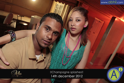 Afro Lounge - 14th December 2012