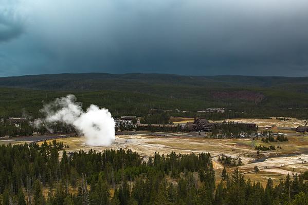 YellowstoneFall