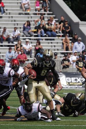 Army vs San Diego State Football 2011