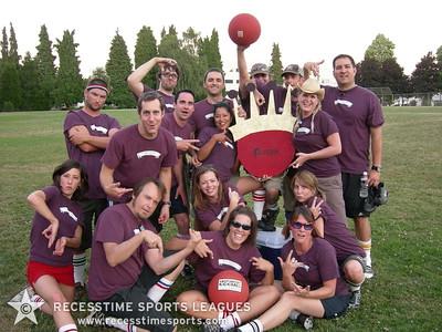 Summer Kickball 2006