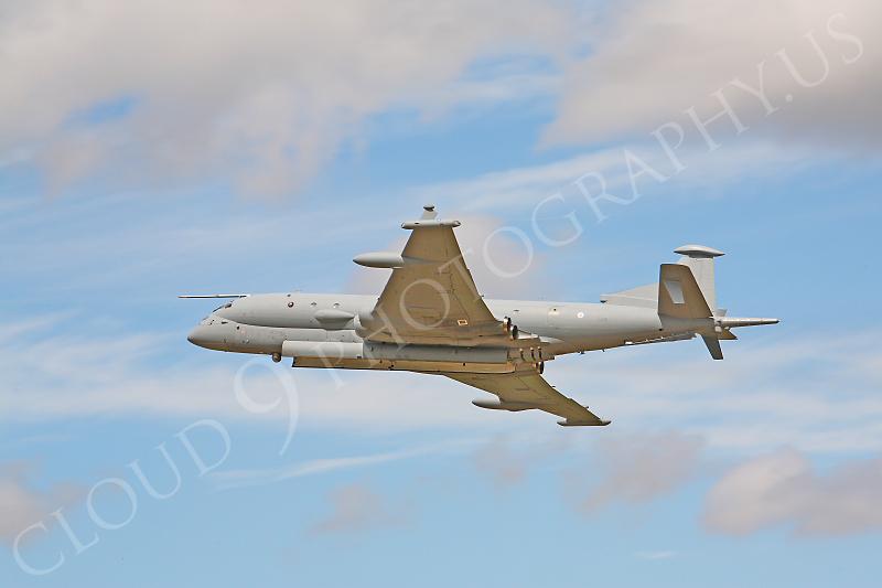 BAE Systems Nimrod 00044 BAE Systems Nimrod British RAF ZJ518  by Peter J Mancus.JPG