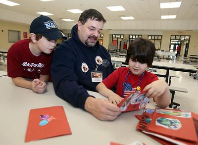Tyngsboro Elem School Veterans Day 110817
