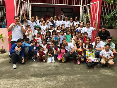 2017 Philippines School Feeding Program