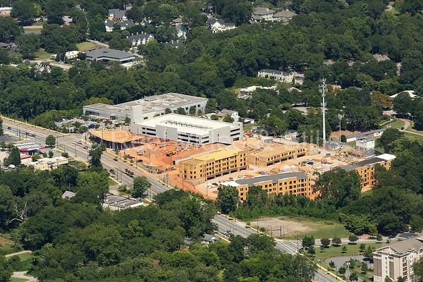South Ridge Construction Aerials
