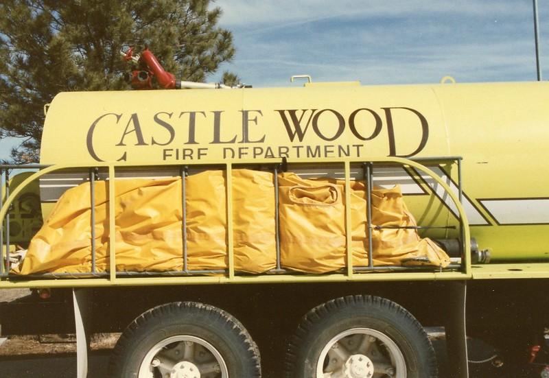 Relabeled Castle Pines / Castlewood Tender 36