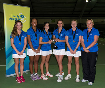 Tennis Auckland Teams Event Photos 2013