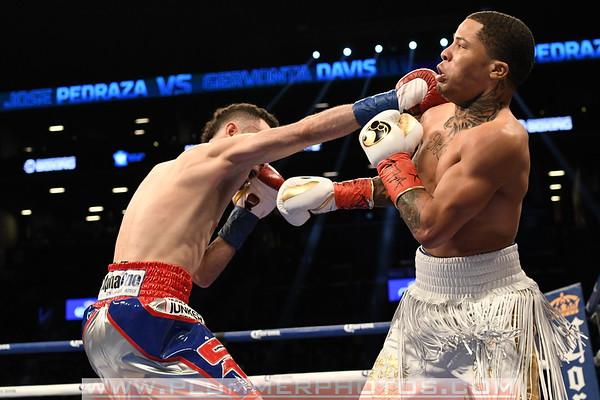 Gervonta Davis Defeats Jose Pedraza by 7th Round TKO