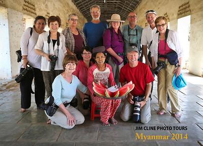 Amazing Myanmar - February 2014