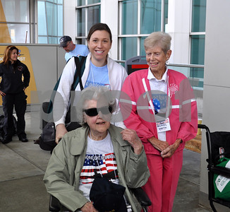 MAY 20,2012 HONOR FLIGHT