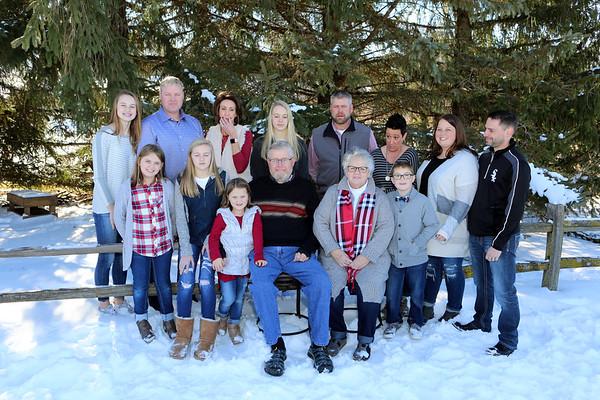Tims Family Christmas Dec 2018