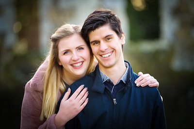 Rebecca and Calum's Pre Wedding Shoot