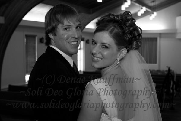 Aaron & Ashley's Wedding