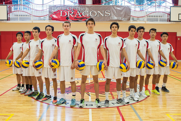 HS Boys Volleyball