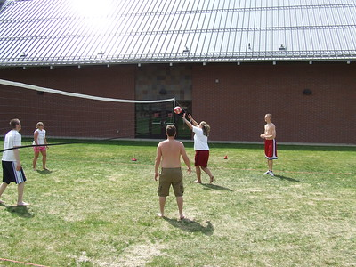 INT - Outdoor Volleyball