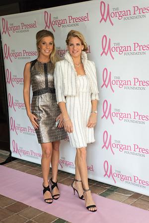 Vicki Soble Couture-Morgan Pressel Benefit at Chops