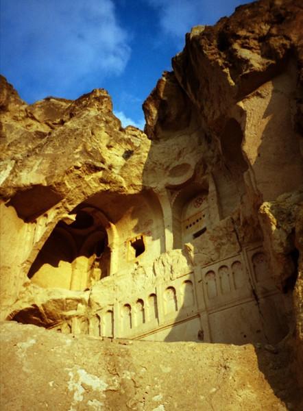 Rockface Church - Cappadocia, Turkey