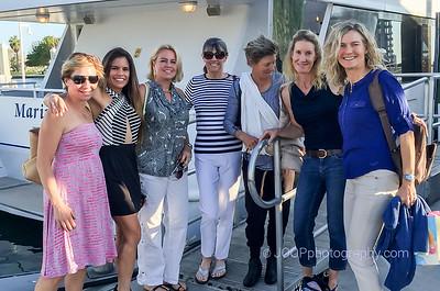 Laurie & Friends Boat Trip