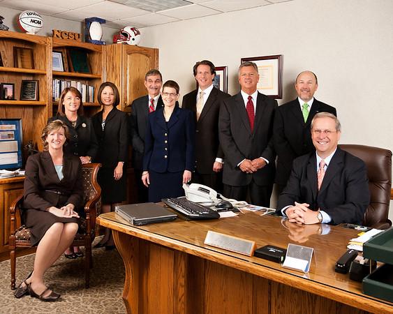 Administration Group Portrait