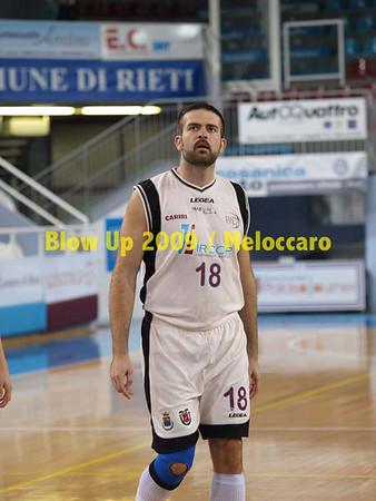 Basket: Ircop - Cecina