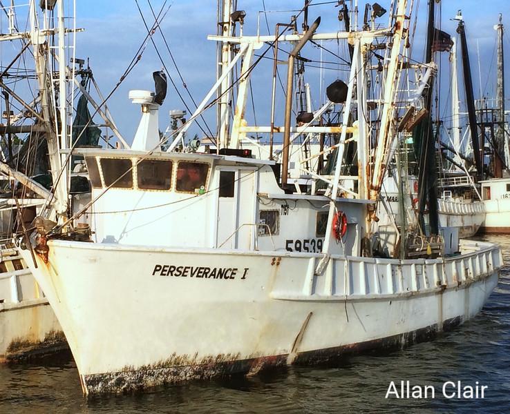 Shrimp Boats San Carlos Island
