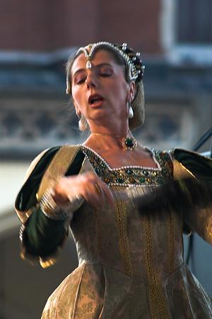 Festival de danzas medievales