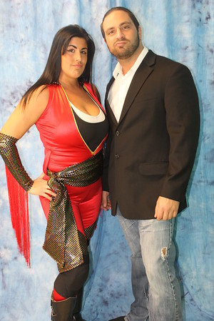 Valkyrie Women's Wrestling Promo Shots January 23, 2015