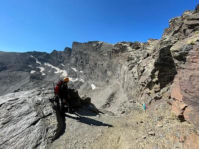 Multi Day Scrambling & Climbing 3 - 6 August 2021