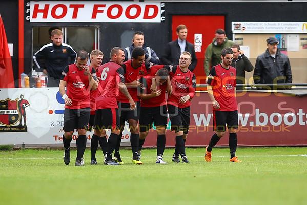 Sheffield FC v Marske United 08 - 09 - 18