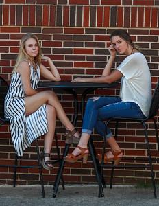 Alex & Claire's Gainesville Square shoot '18