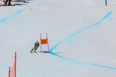 Womens FIS Downhill Race 1