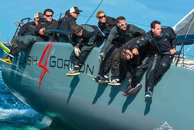 Flash Gordon: 2014 Farr 40 Midwinters