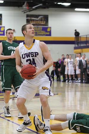Chip - UWSP -IWU Basketball March 7 2015