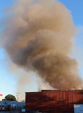 Haverhill, MA 9/21/2015, Stevens St, Mill Fire, 7 Alarms