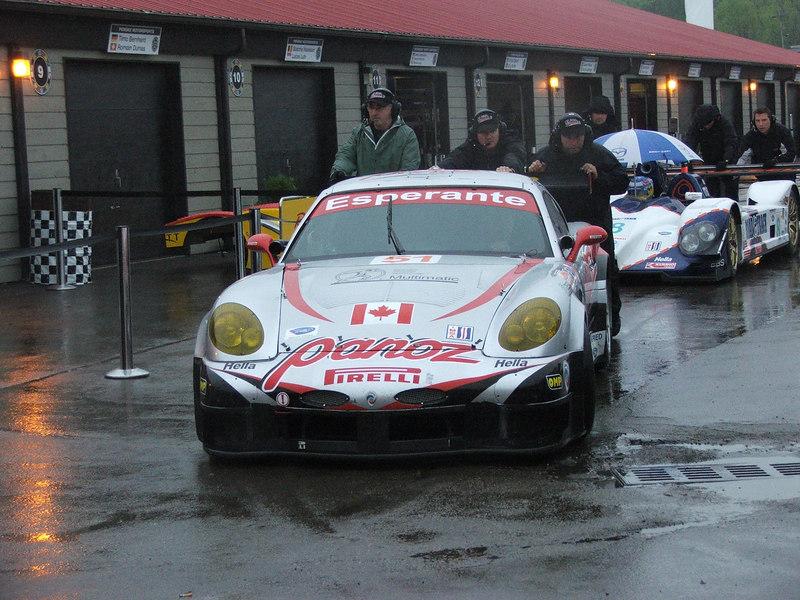 GT2 Multimatic Motorsports Team Panoz
