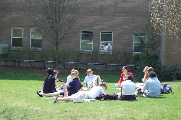 Upper School March:April