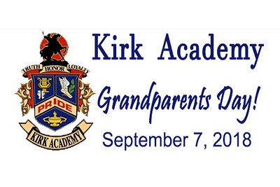 2018-09-07 Kirk Academy Grandparents Day