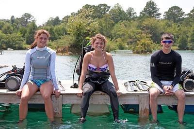 Sharkfinz Checkout Dives August 2012