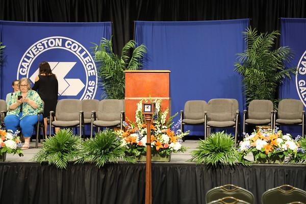 Hansons Graduation from Galveston College of Nursing