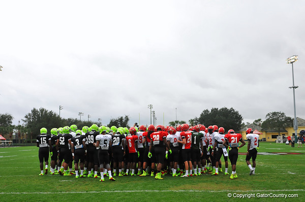 2014 Under Armour All America Bowl Practice Dy 1 Super Gallery