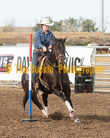 Jr and Sr Pole Bending Sunday
