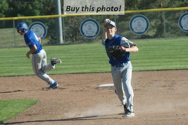 BBE baseball - Section 6A - 06/05
